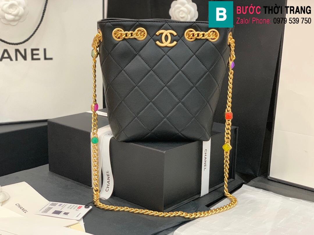 Túi xách Chanel Bag túi dây rút (28)