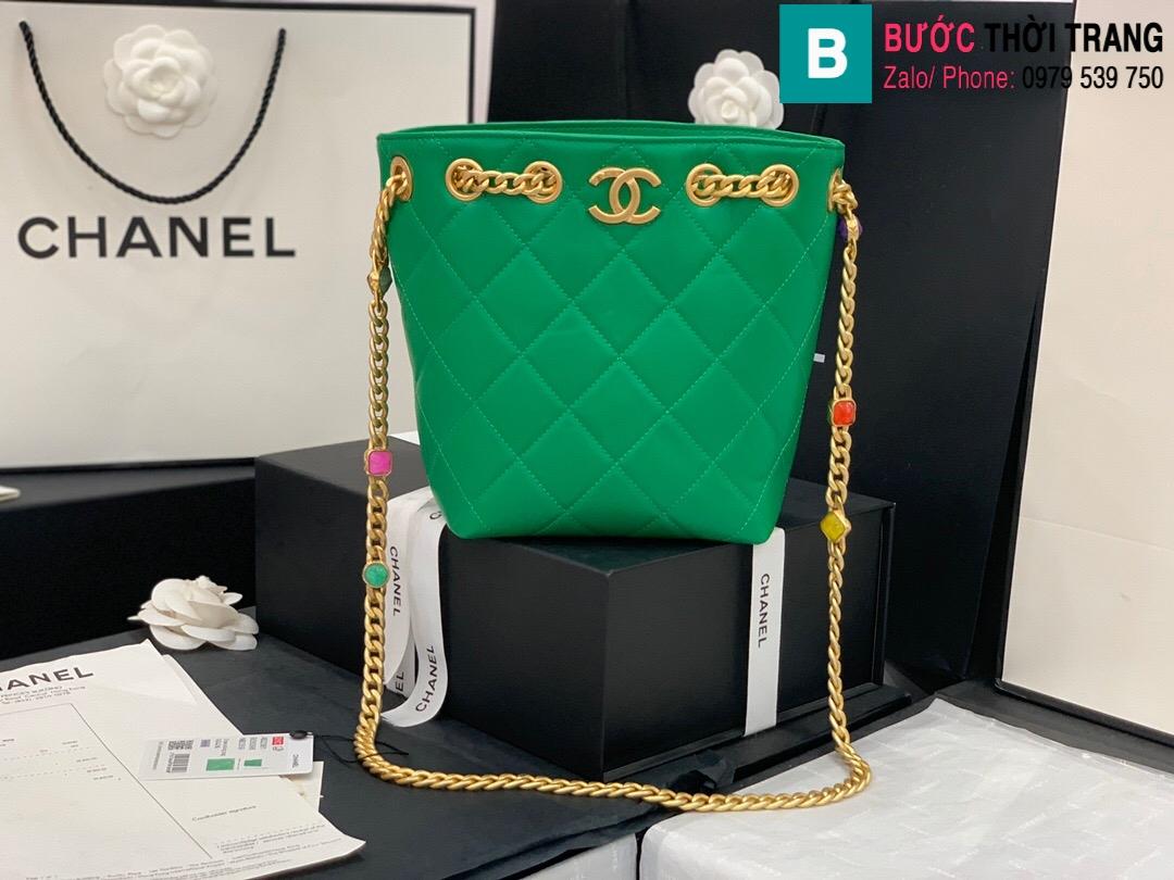 Túi xách Chanel Bag túi dây rút (37)