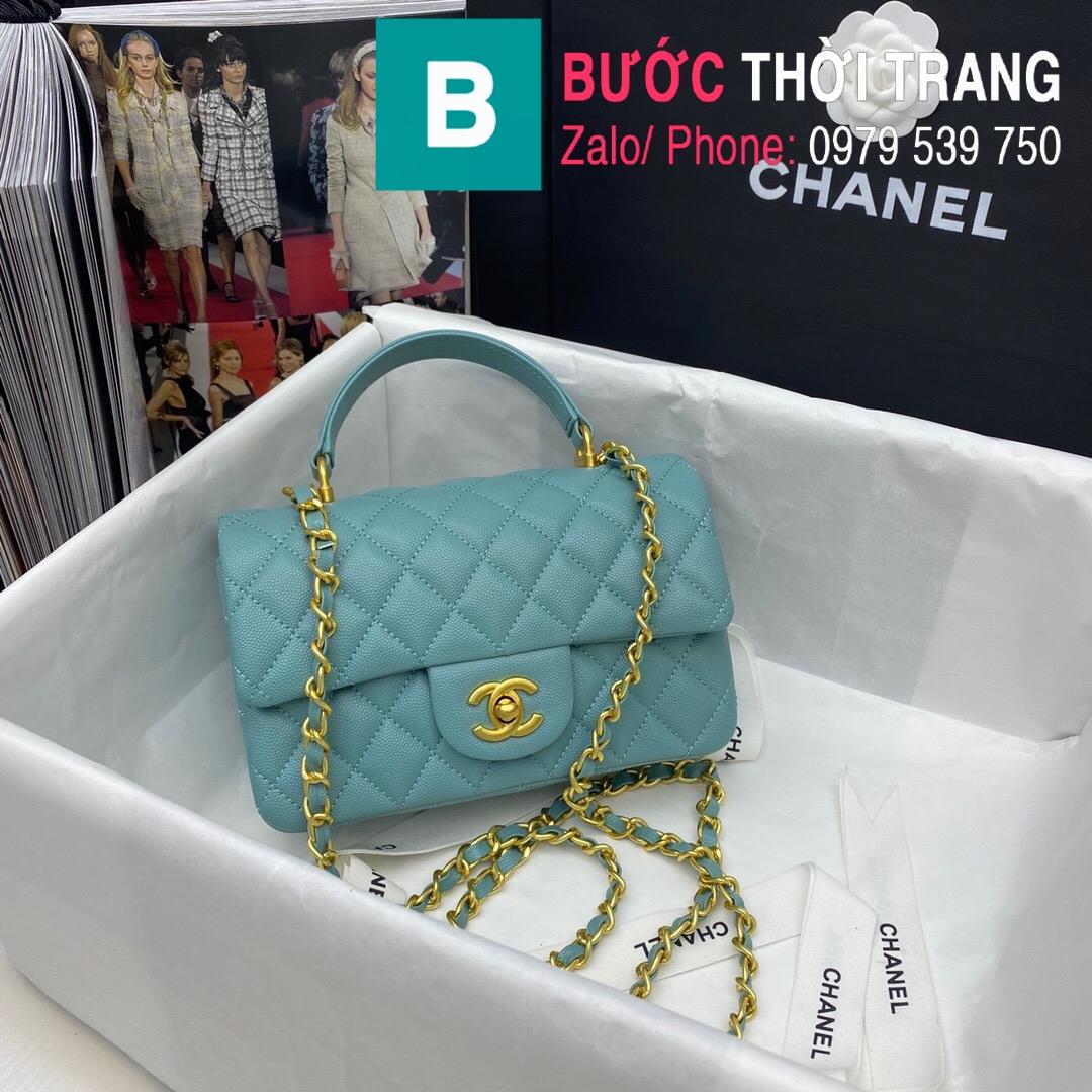 Túi xách Chanel Flap Bag (10)