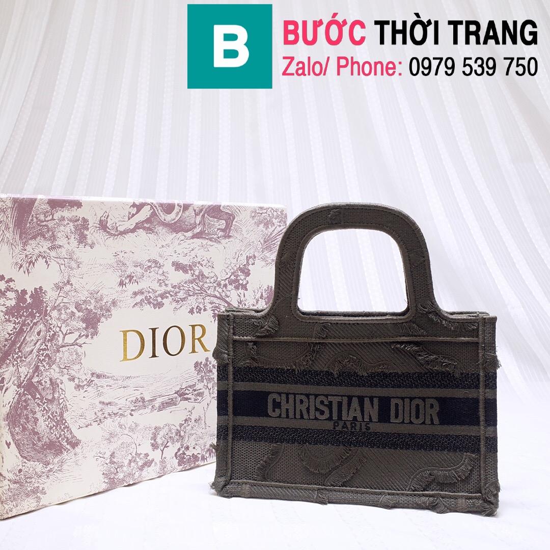 Túi xách Dior Book Tote (10)