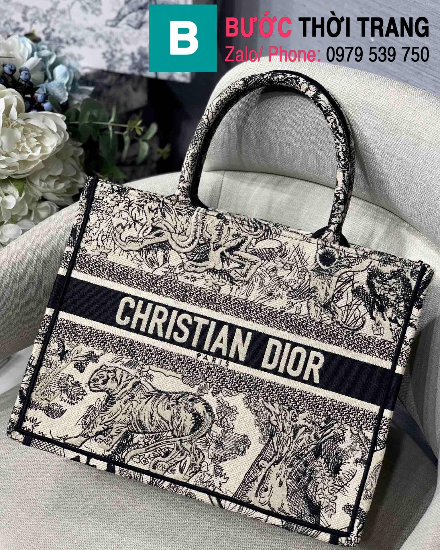 Túi xách Dior Book Tote (28)