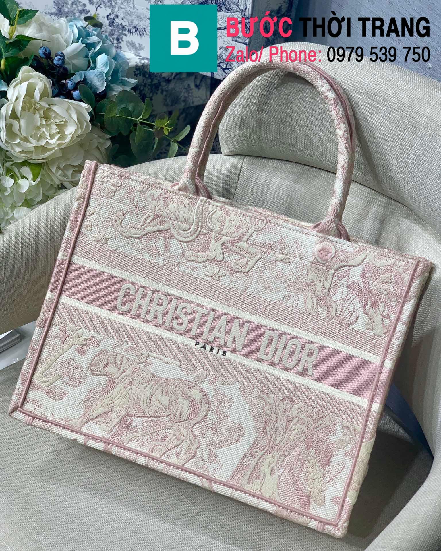Túi xách Dior Book Tote (37)