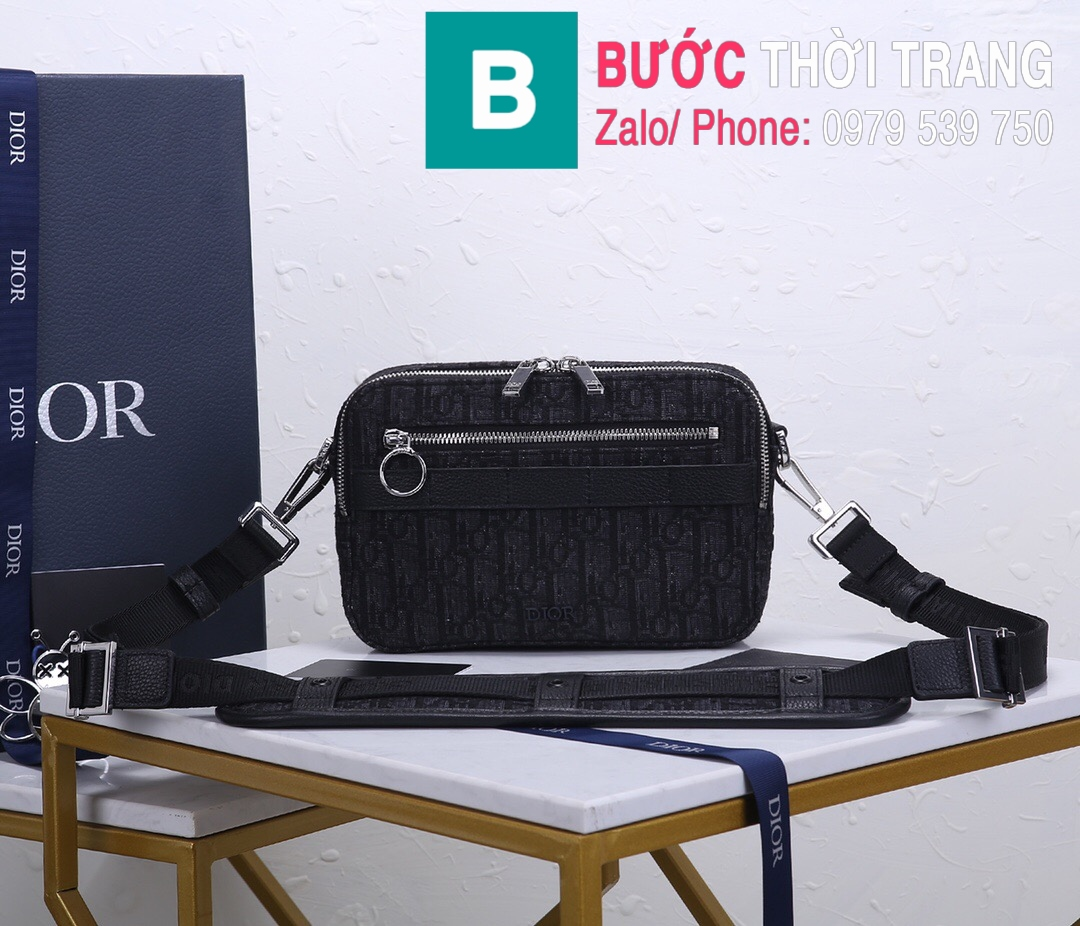 Túi xách Dior Homme Mens Bag (19)