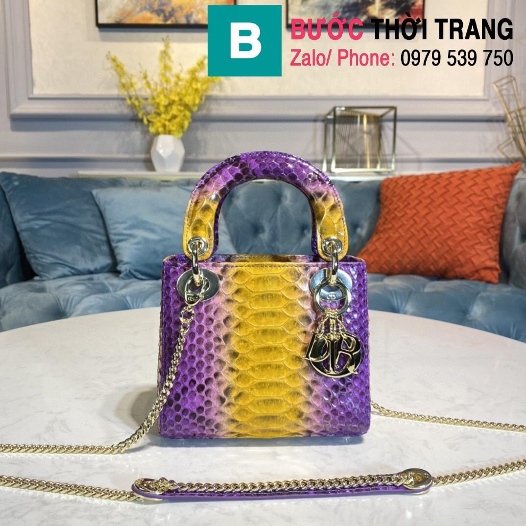 Túi xách Dior Lady (10)