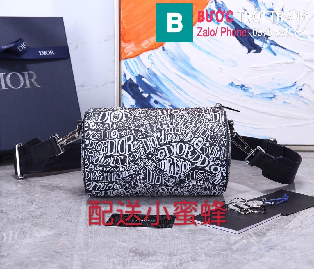 Túi xách Dior Roller Oblique Messenger Bag (28)