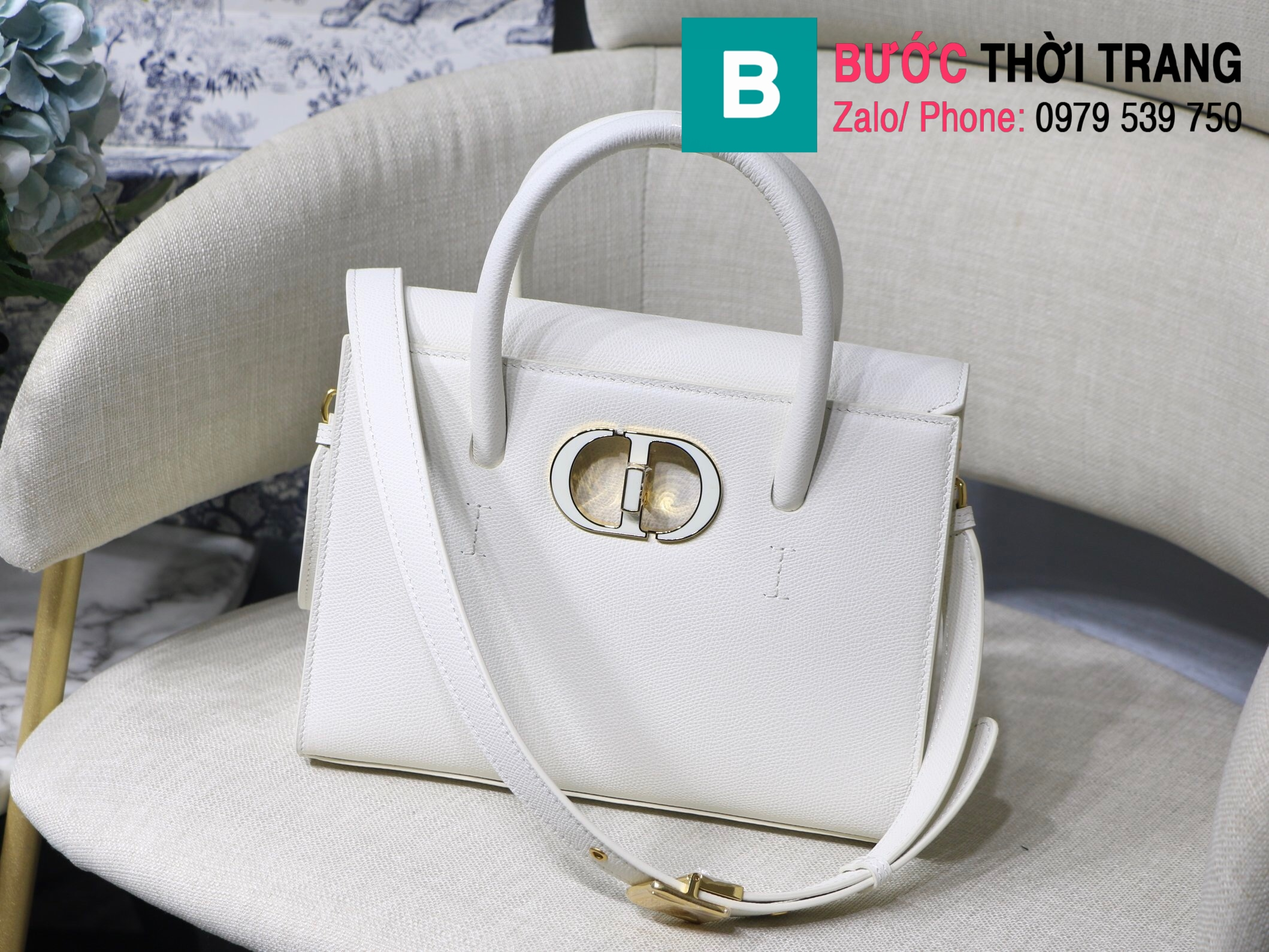Túi xách Dior St. Honoré (19)