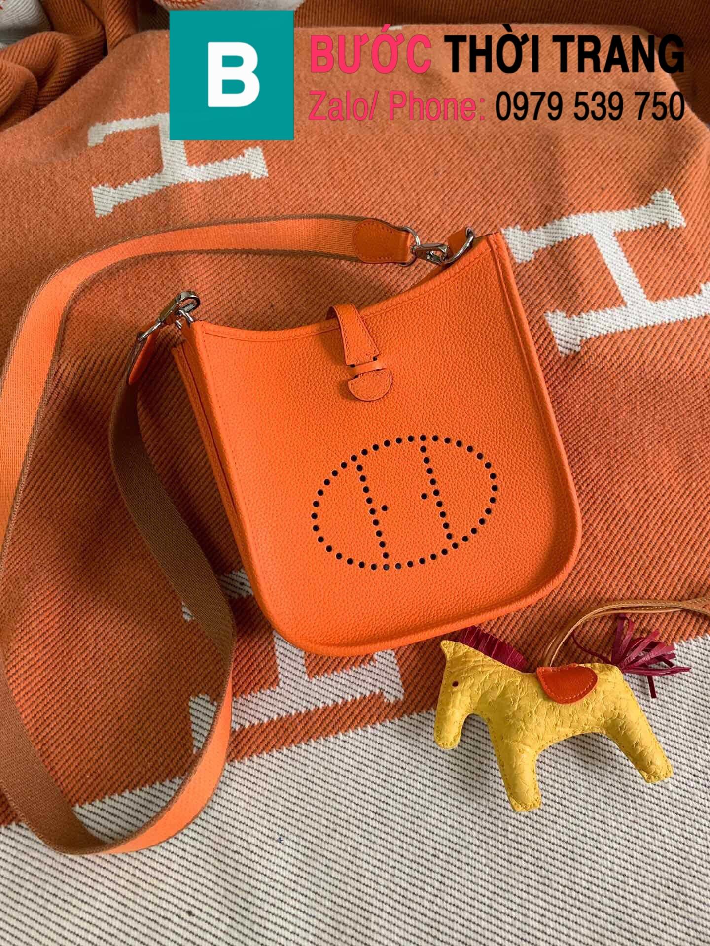 Túi xách Hermes Evelyne bag (1)