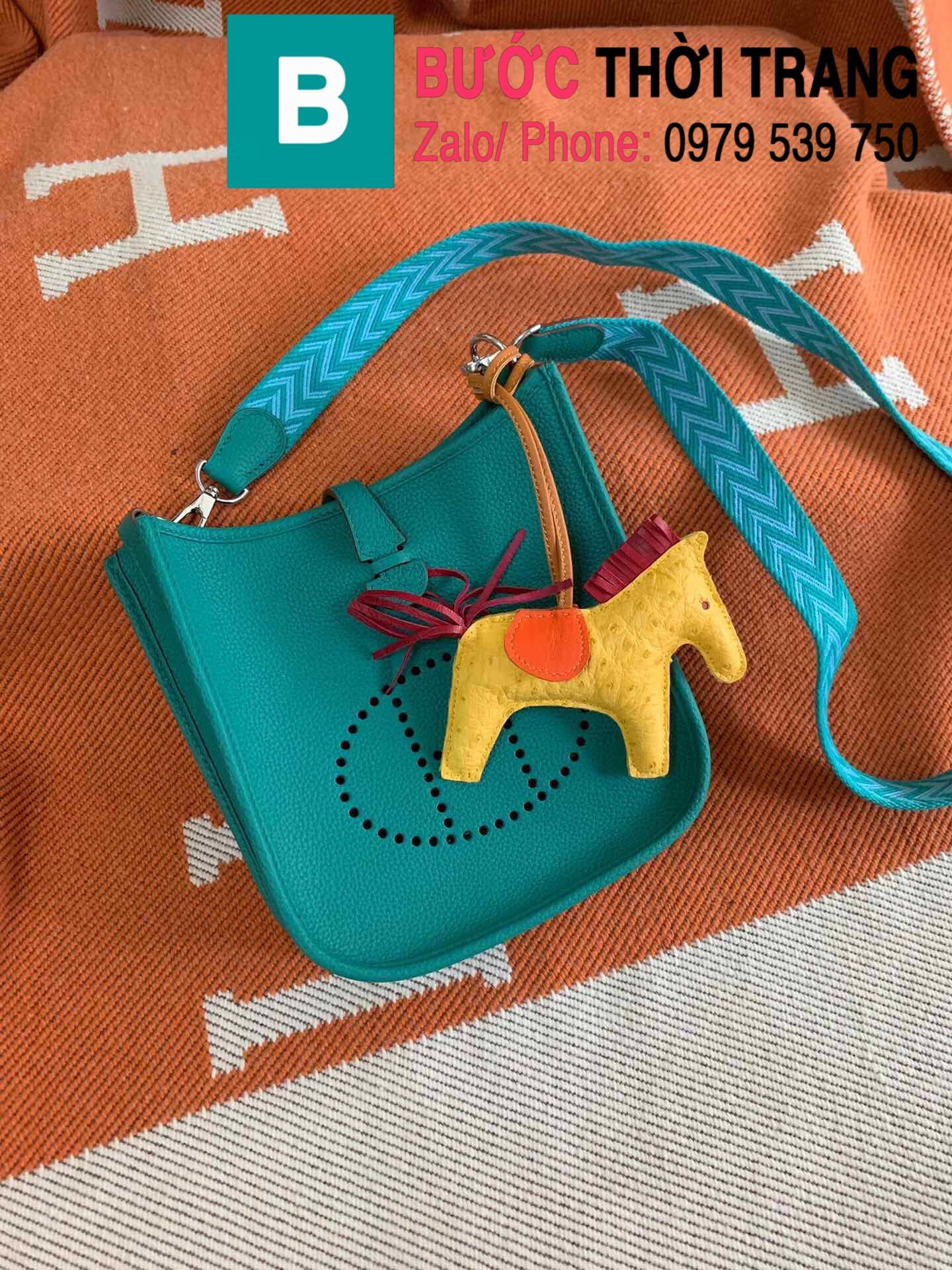 Túi xách Hermes Evelyne bag (10)
