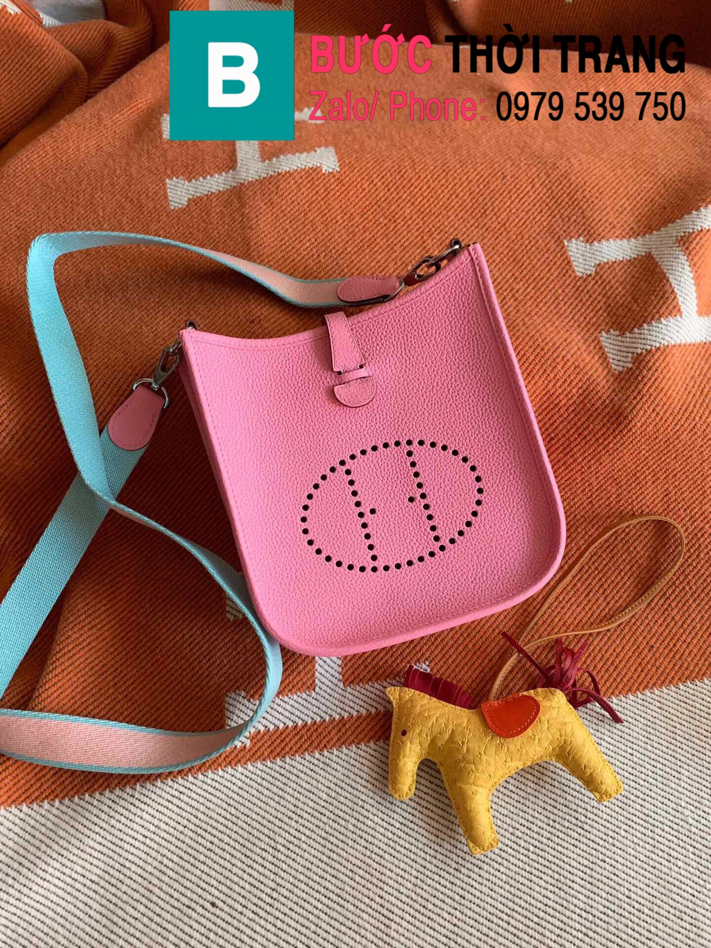 Túi xách Hermes Evelyne bag (37)