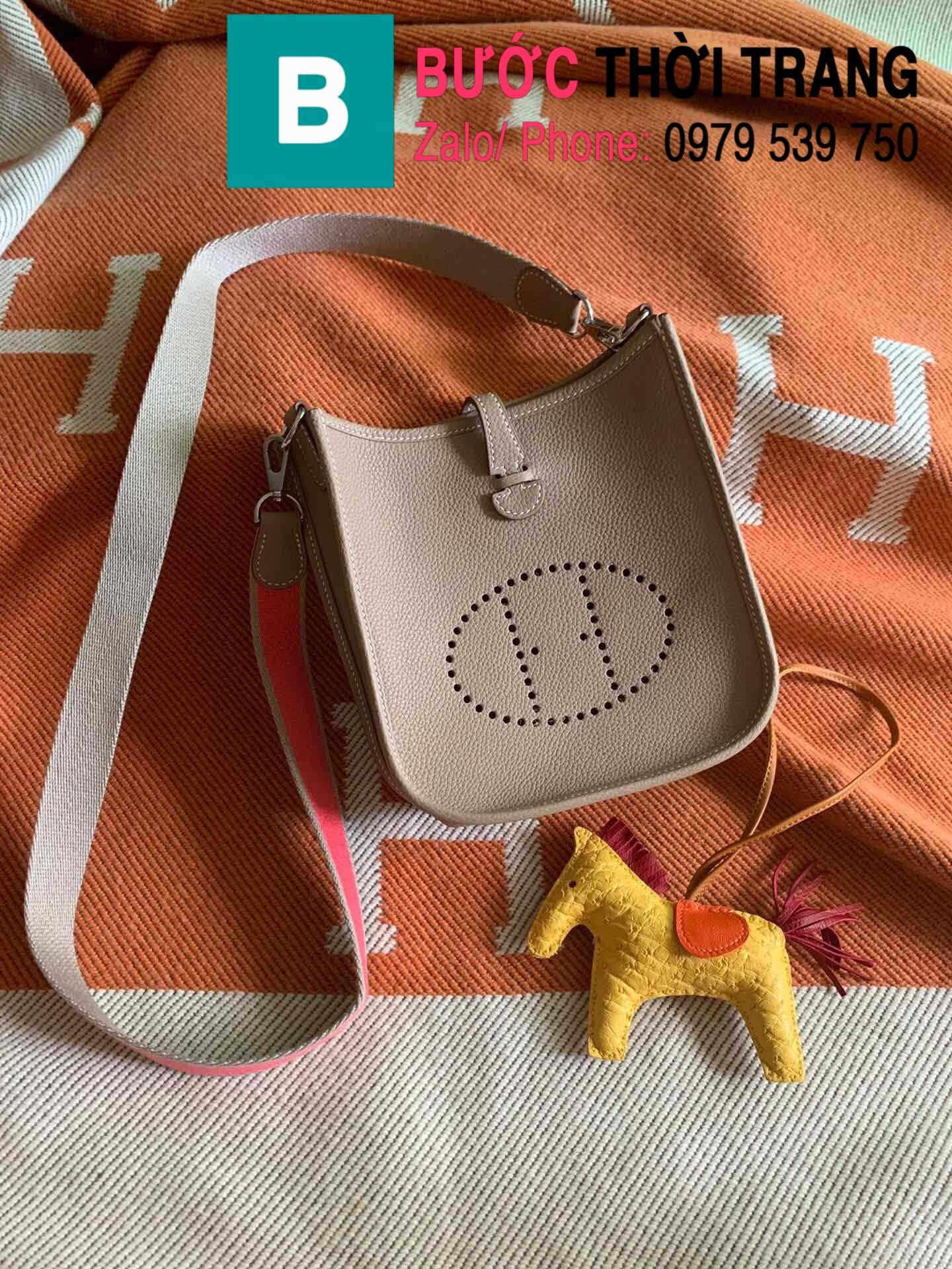 Túi xách Hermes Evelyne bag (46)