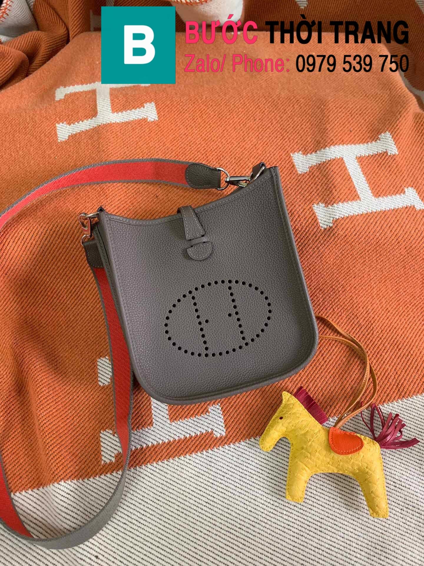 Túi xách Hermes Evelyne bag (80)