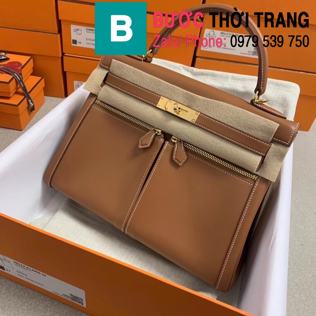 Túi xách Hermes Kelly Lakis Bag (1)