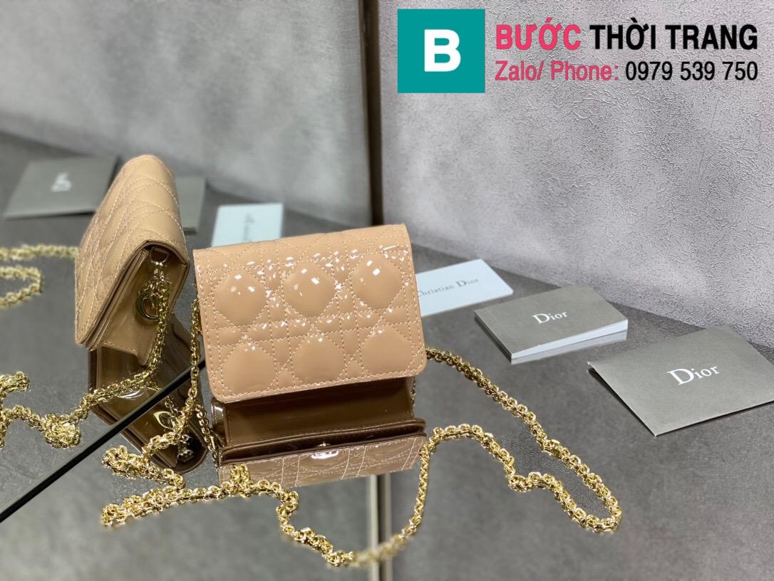 Túi xách Lady Dior Nano Pouck (19)