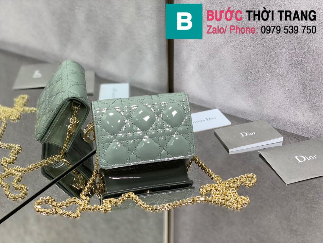 Túi xách Lady Dior Nano Pouck (31)