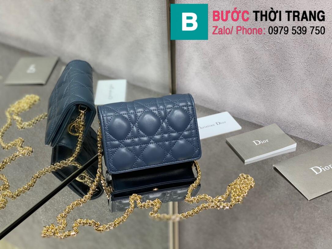 Túi xách Lady Dior Nano Pouck (37)