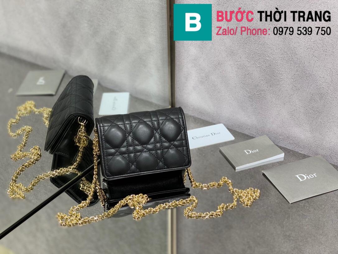 Túi xách Lady Dior Nano Pouck (43)