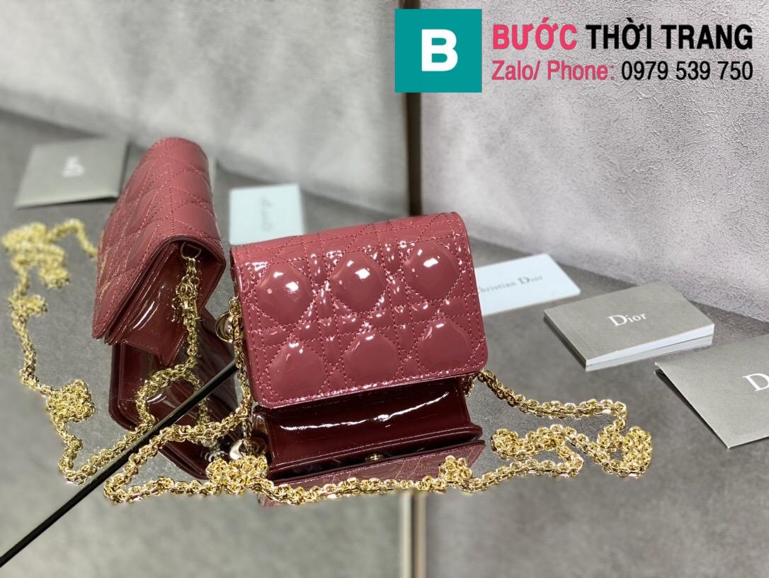 Túi xách Lady Dior Nano Pouck (7)