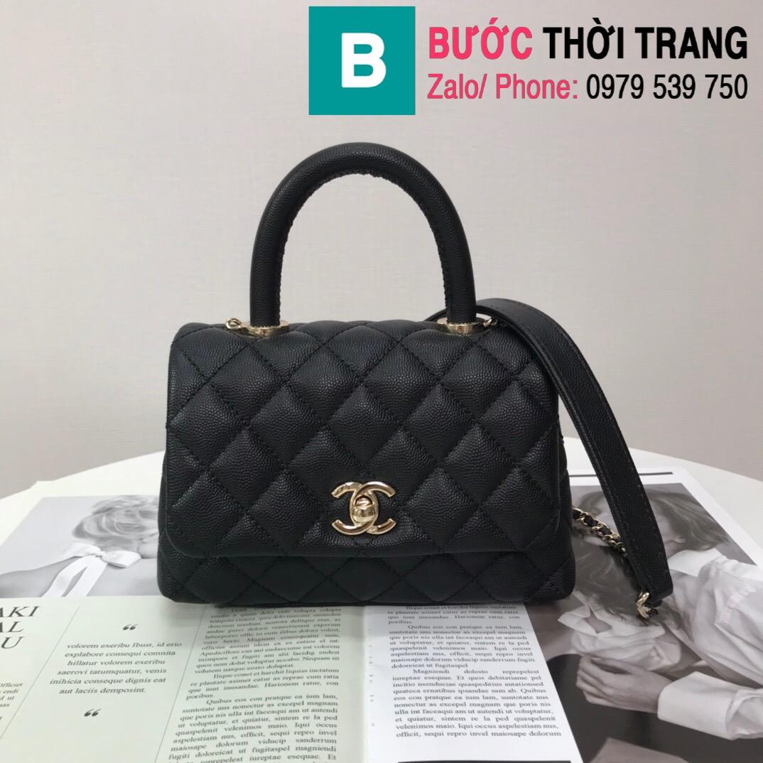 Túi xách Chanel Coco Handle Mini bag (1)