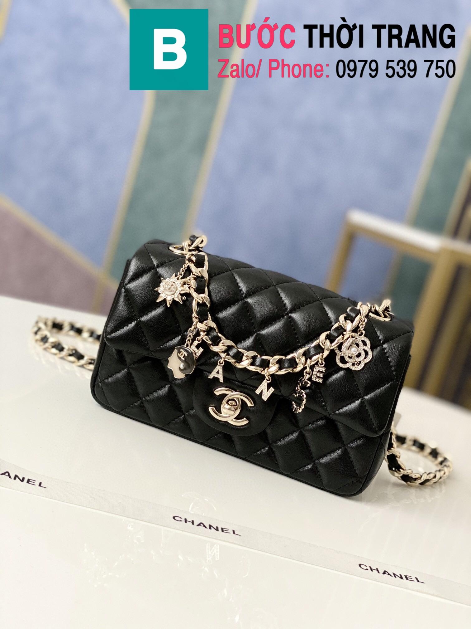 Túi xách Chanel Folding Bag (1)