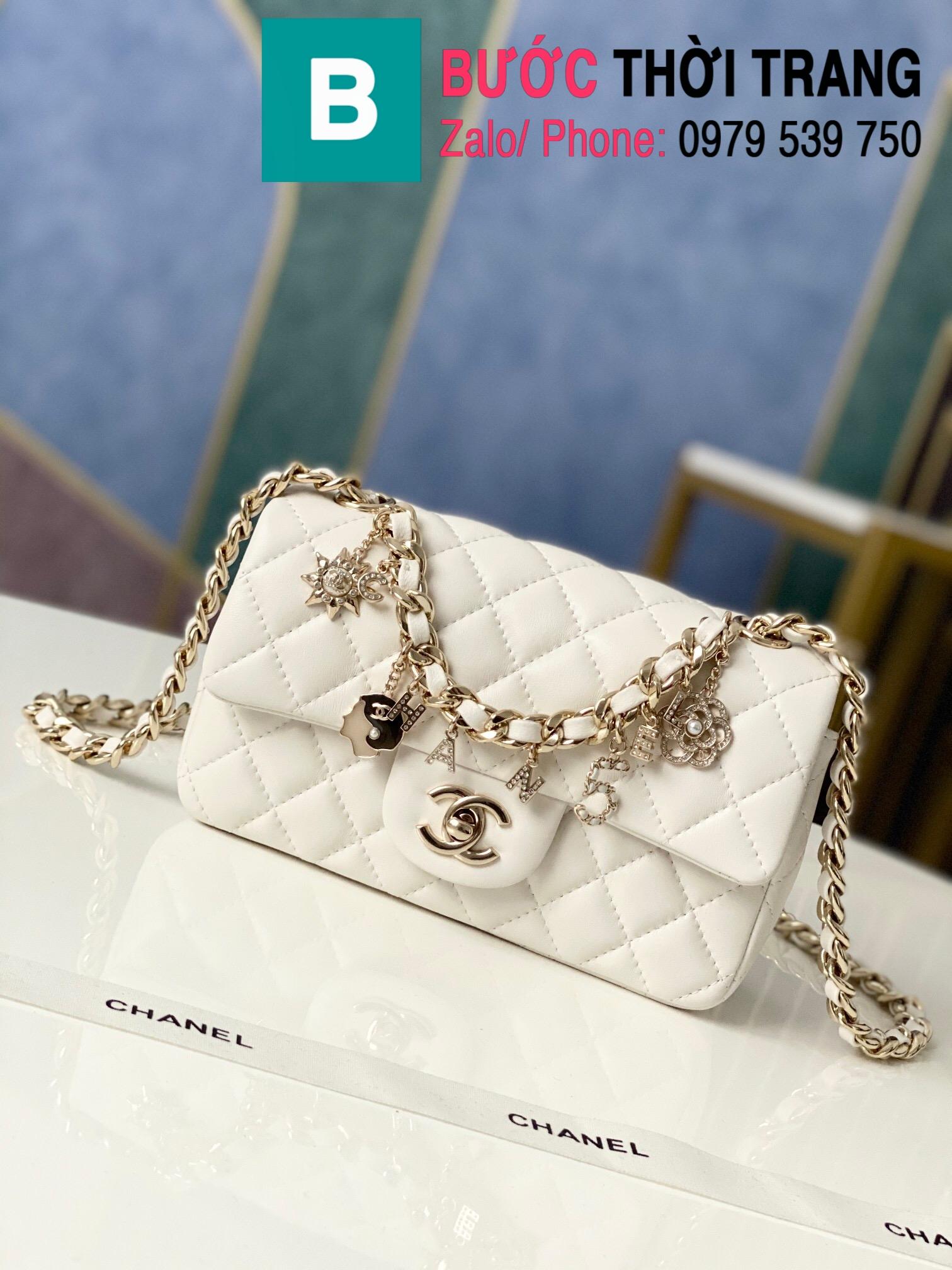 Túi xách Chanel Folding Bag (10)