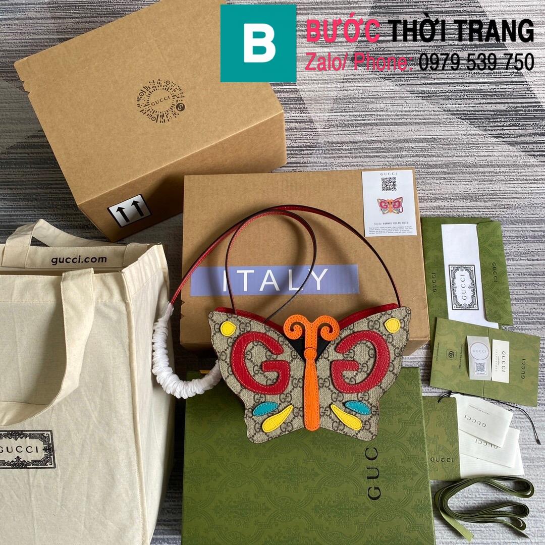 Túi xách Gucci hình con bướm (1)