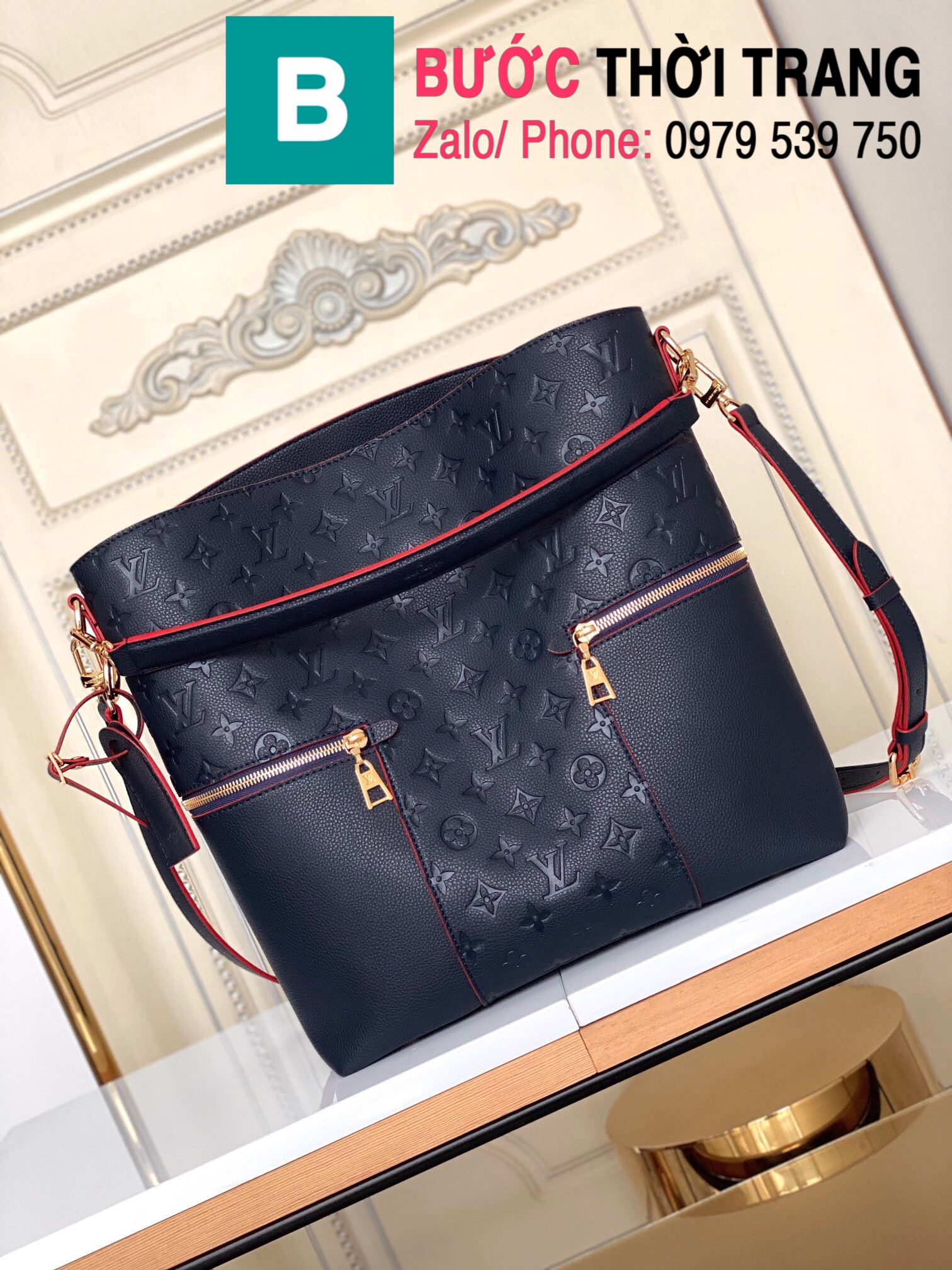 Túi xách LV Louis Vuitton Melie (19)