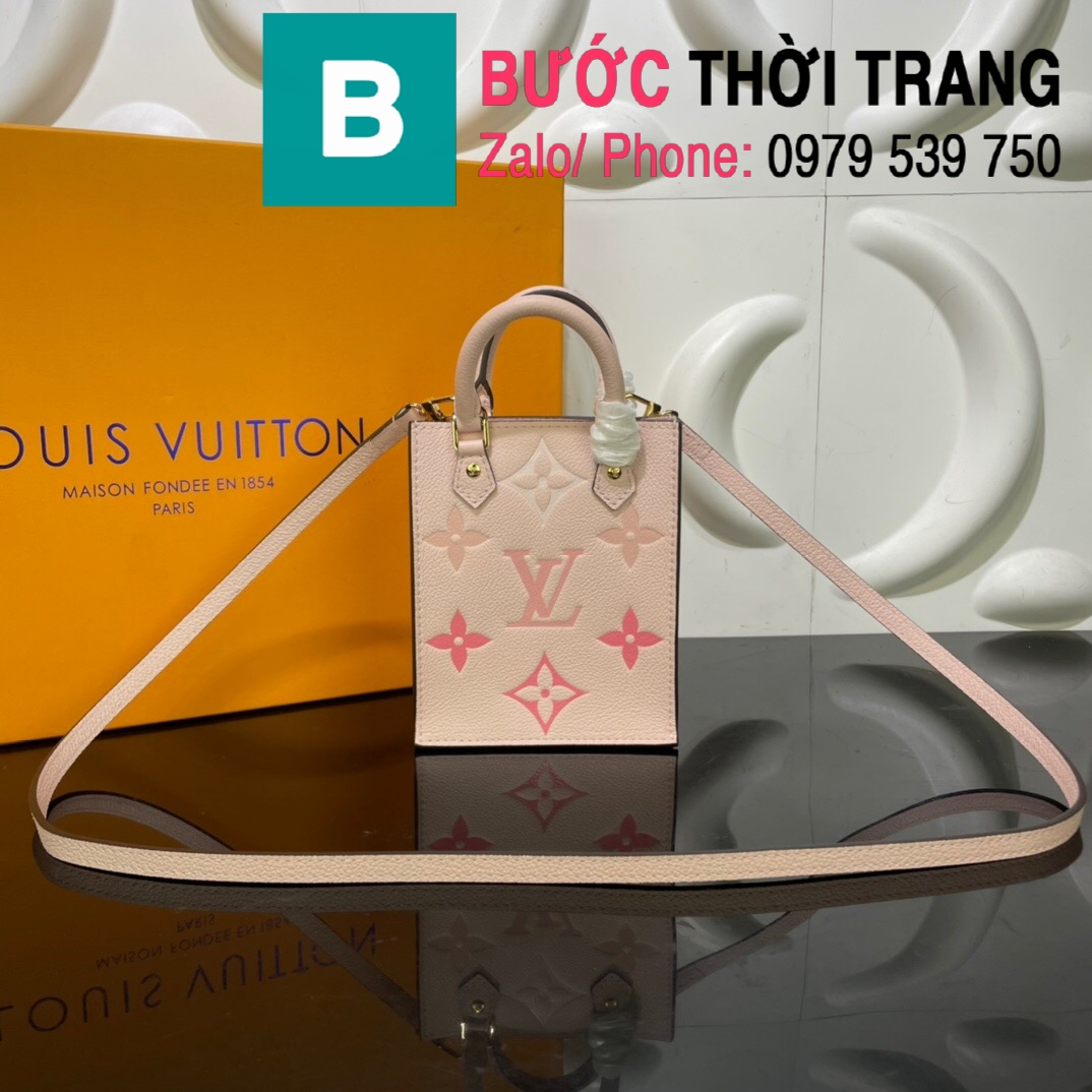 Túi xách LV Louis Vuitton Petit sac plat (15)