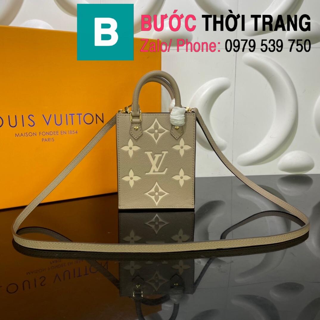 Túi xách LV Louis Vuitton Petit sac plat (24)