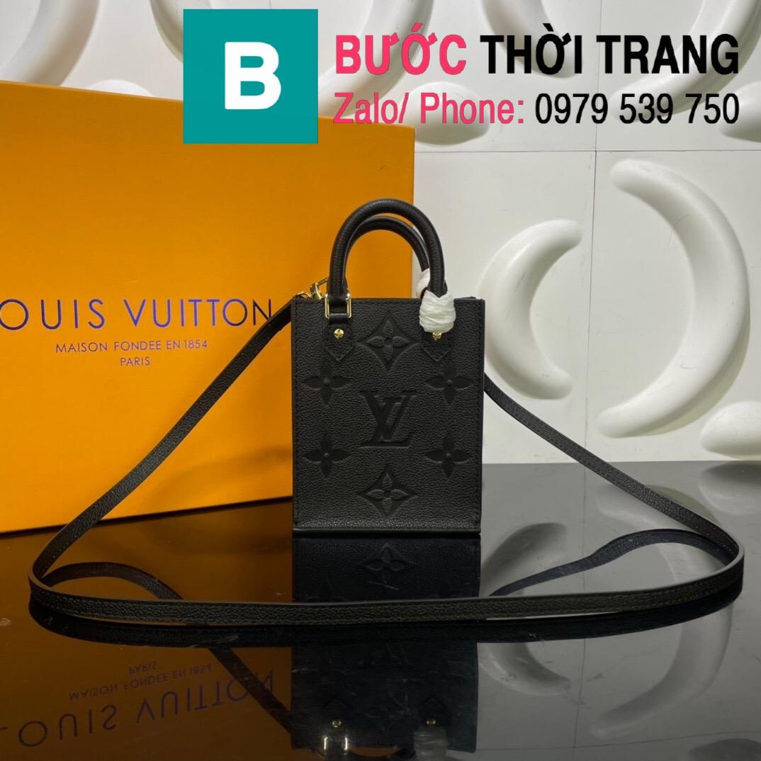 Túi xách LV Louis Vuitton Petit sac plat (42)