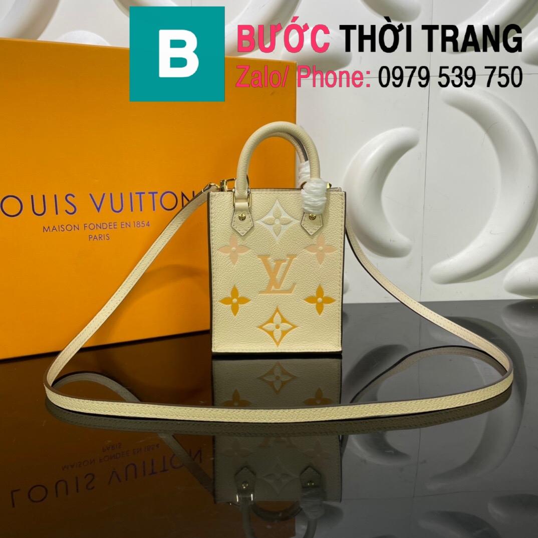 Túi xách LV Louis Vuitton Petit sac plat (6)